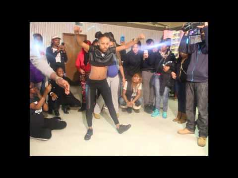 COM ITS ON - LEXI vs CB- HIP ROLL BATTLE @ DA WARZONE