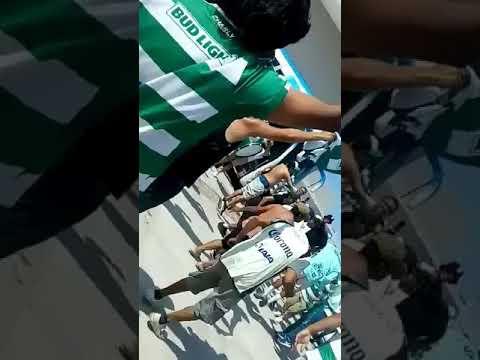 """""""La Komun De Santos en San Luis Potosí"""" Barra: La Komún • Club: Santos Laguna"""