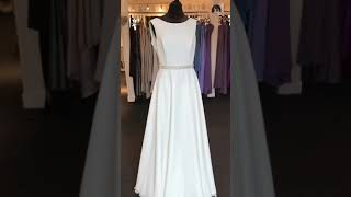 Imperia - Chiffon Wedding Dress