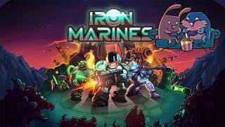 "Обзор Iron Marines ""Опять шикарно!"""