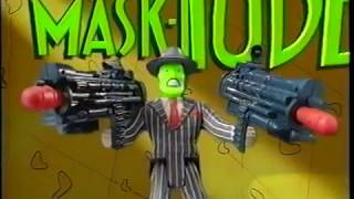 Picture of a TV show: The Mask: The Animated Series