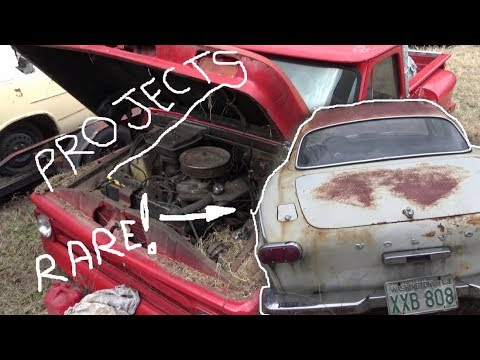 Download Texas field project finds behind the barn... barn find? HD Mp4 3GP Video and MP3
