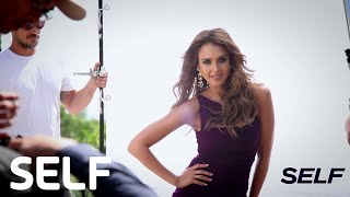 Джессика Альба, Go Behind the Scenes with Jessica Alba's Cover Shoot