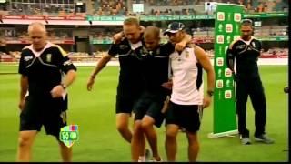 Cricket insight with Brett Lee - Brisbane