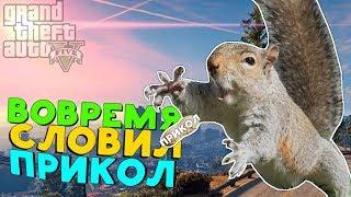 GTA 5 - ВОВРЕМЯ СЛОВИЛ ПРИКОЛ [Монтаж]