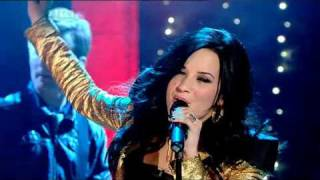 Demi Lovato Performing Remember December & Interview on The Alan Titchmarsh Show - 29th Jan 2010