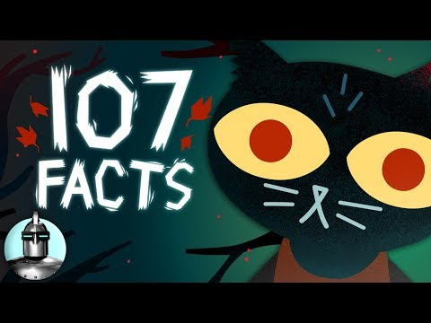 107 Night in the Woods Facts YOU Should Know! | The Leaderboard