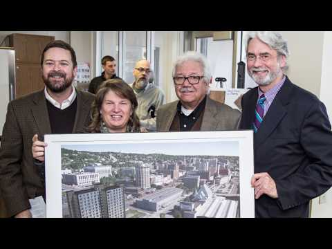 Our 2017 Renovation of Gateway Tower Apartments in Duluth, MN