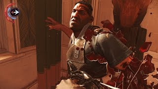 Dishonored: Death of the Outsider (Stealth High Chaos) - The Bank Job
