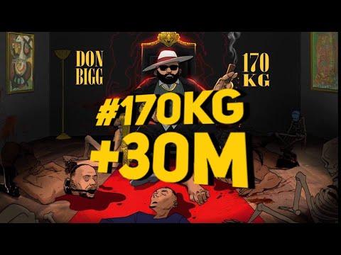 Don Bigg 170 Kg