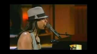 Alicia Keys live Karma 2005