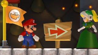 Newer Super Mario Bros. Wii - 3 Player Co-Op - #28