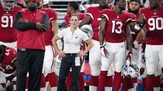 First female NFL coach speaks on being a trailblazer