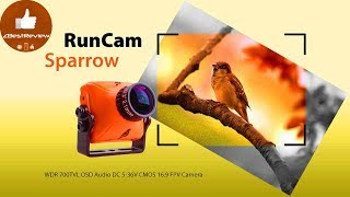 ✔ Тестируем FPV Камеру Runcam Sparrow. Runcam.com!