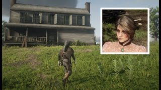 Missing Princess UPDATE and Getting Inside Compson's Stead in Red Dead Redemption 2!