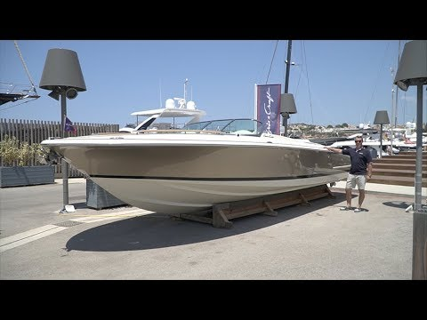 Chris-Craft Corsair 28video