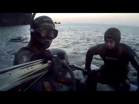 Mare che pesca sulla Penisola di Kola i prezzi