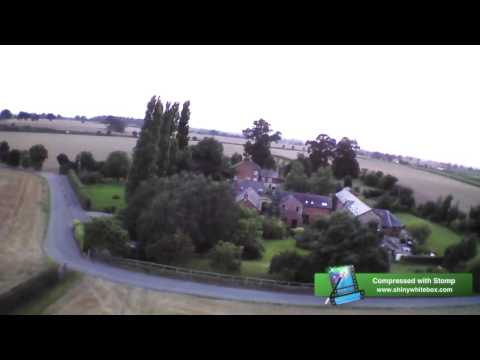 AR Drone - Range Extender Test Flight