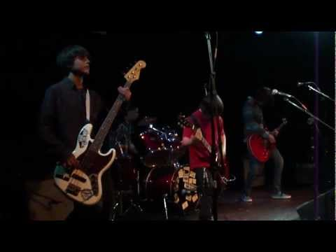 Reckless and the Brave - Fallout - Live at La Pena, Berkely 12/14/12
