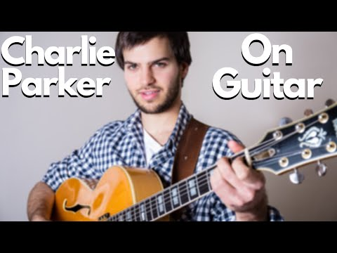 Charlie Parker Solo On Kim, Guitar Version