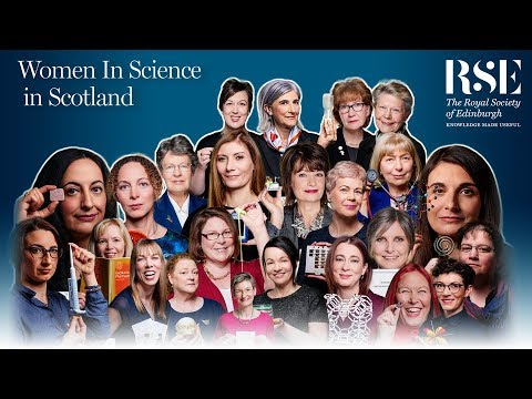 Women In Science In Scotland - Trailer