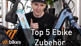 Unsere Top 5 Zubehörteile für dein Ebike - vit:bikesTV