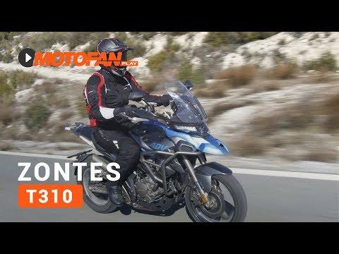 Vídeos de la Zontes T310