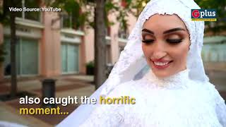 Beirut Blast As Bride Poses On Her Wedding Day | G Plus