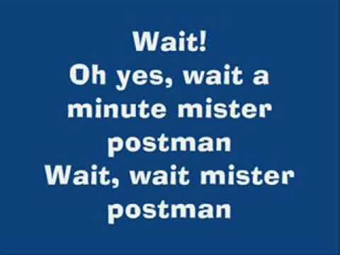 Mrs Postman The Beatles lyrics