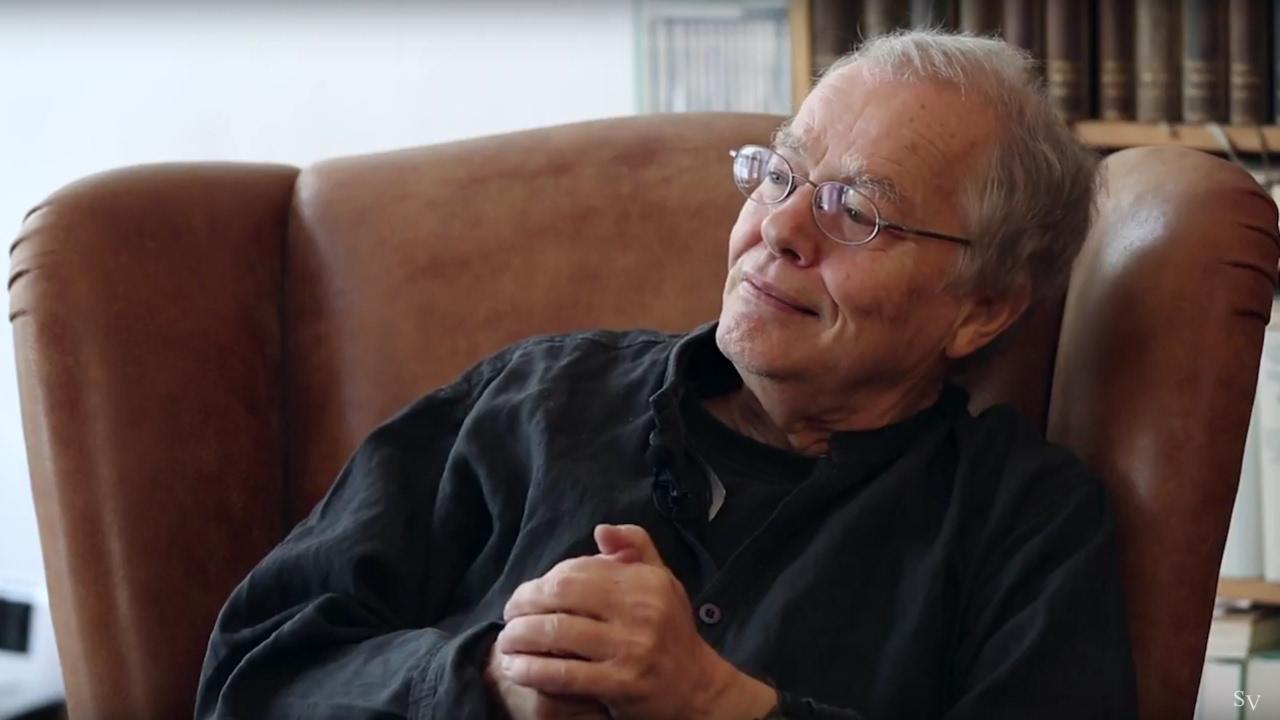 Volker Braun spricht über sein Werk