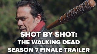 The Walking Dead Season 7 Finale - Trailer Breakdown