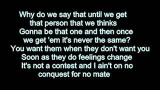 Space Bound Eminem with lyrics