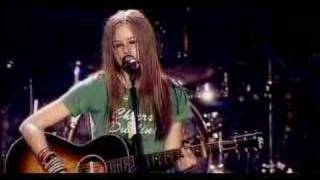 Музыка и всё о ней, Avril Lavigne Tomorrow-Live