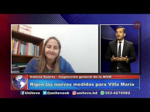 Nuevos horarios y restricciones en Villa María