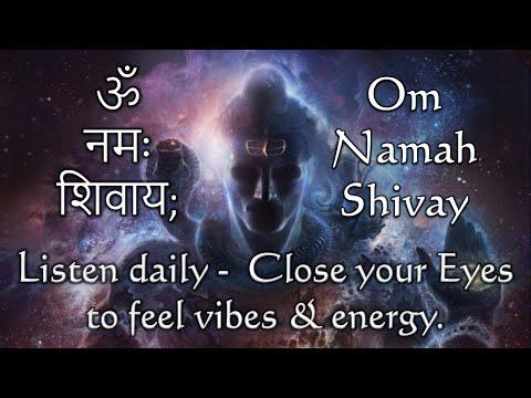 Download Om Namah Shivaya Chanting 1008 Times Video 3GP Mp4 FLV HD