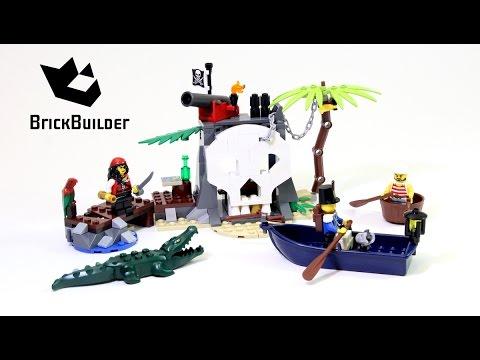 LEGO® Pirates Остров сокровищ 70411
