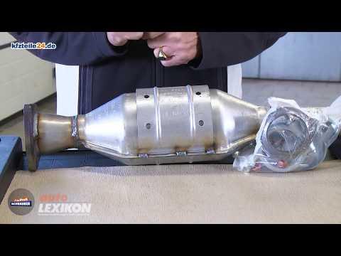 Abgasanlage - Aufbau und Wissenwertes [AUTOLEXIKON]
