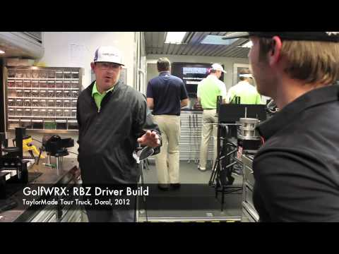 GolfWRX: TaylorMade RocketBallz Tour Driver Build in the TM Truck RBZ