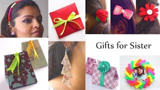 Gifts For Sister | Raksha Bandhan Gifts| Easy Gift Ideas