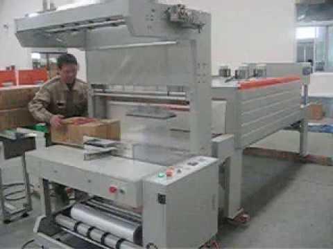 Shrink Packaging Machine