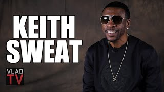 Keith Sweat Talks Drake & Kendrick Lamar Mentioning Him in Songs