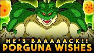 Dokkan battle porunga dragon balls