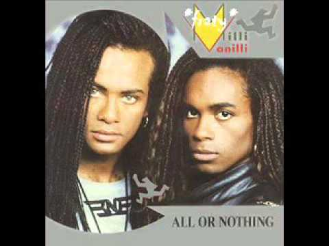 Milli Vanilli - All Or Nothing (1990)