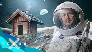 Leschs Kosmos - Hausbau auf dem Mond [komplette TV-Folge] | Harald Lesch