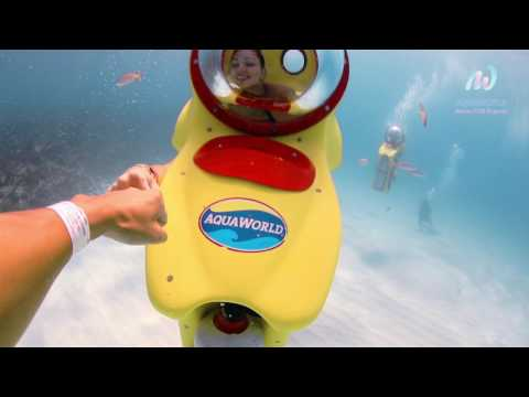 BOB Adventure | Aquaworld Cancun