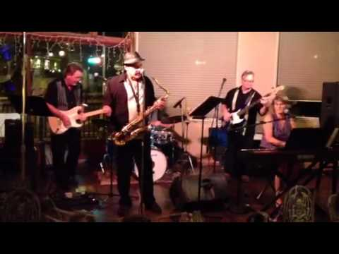 Patrick Haley solo-Richard Wilkins Blues Band.mov