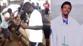 Evangelist Kwasi Nyarko beaten and stripped for seeing his ex-girlfriend