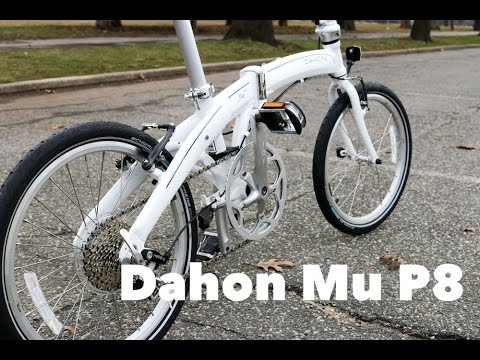 Dahon Mu P8 Folding Bike Review