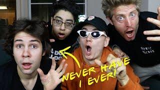 NEVER HAVE I EVER! ft. David Dobrik, Jason Nash, & BigNik
