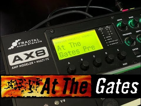 Dialing Tones For At The Gates - ax8 Preset Download - Ola